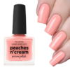PicturePolish  PEACHES N' CREAM