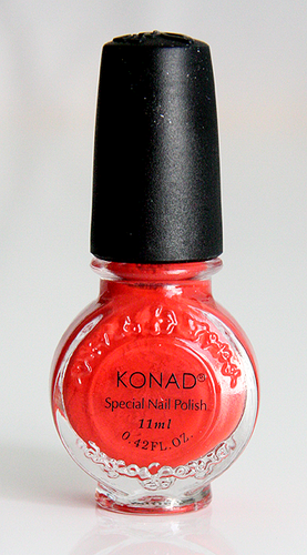 Konad Erikoislakka 11ml DARK ORANGE
