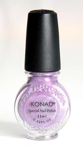 Konad Erikoislakka 11ml LIGHT GRAY