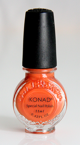 Konad Erikoislakka 11ml PASTEL ORANGE