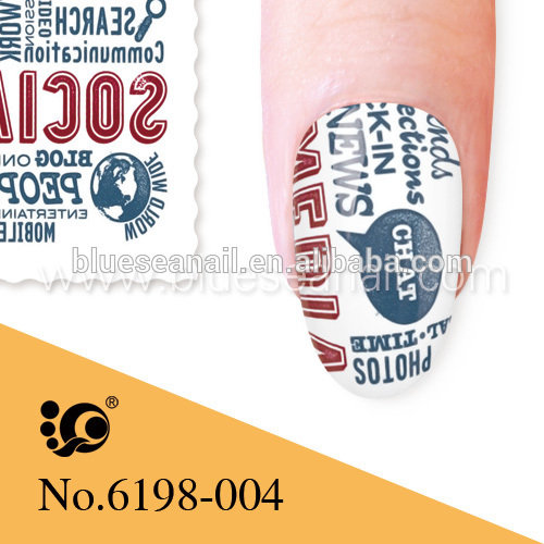 Blue Sea Stamp 6198-04