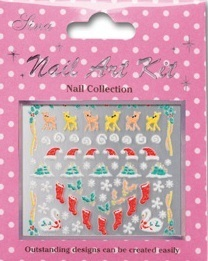Sina Nail Art Kit Collection NARK-41