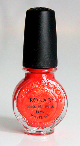 Konad Erikoislakka 11ml ORANGE PEARL