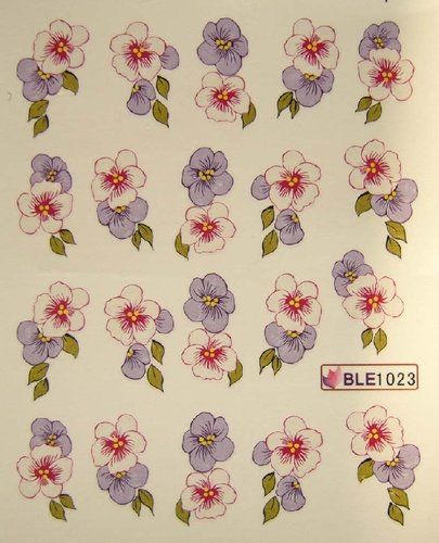 Water Decal 1023