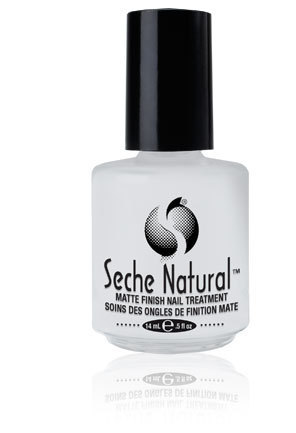 Seche® NATURAL™ Matte Finish Nail Treatment 14ml