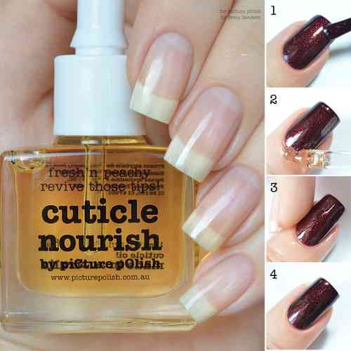 PicturePolish CUTICLE NOURISH Kynsinauhaöljy