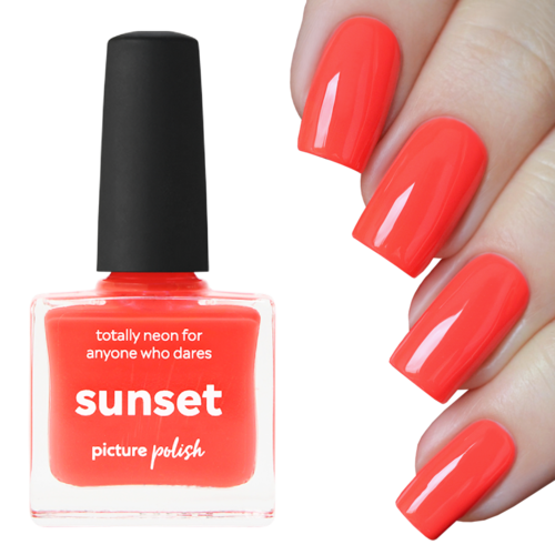 PicturePolish  Kynsilakka - SUNSET
