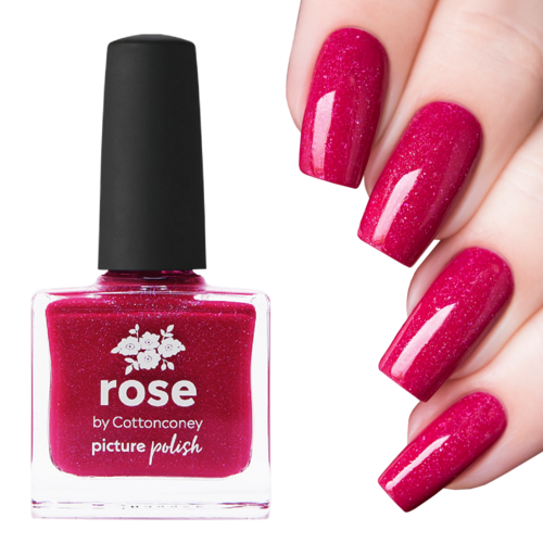 PicturePolish Kynsilakka - ROSE