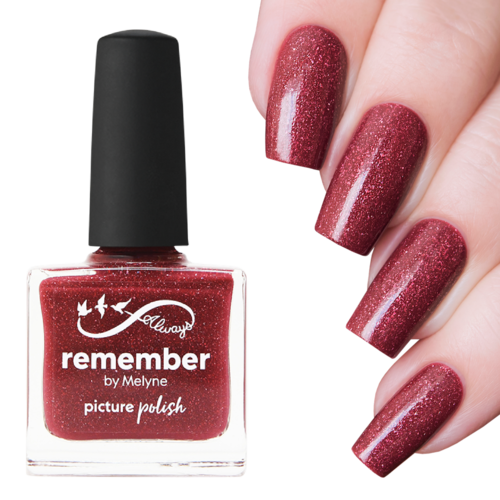 PicturePolish Kynsilakka - REMEMBER