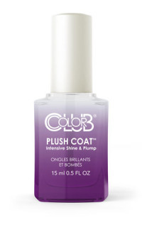 Color Club Plush Coat Intensive Shine and Plump