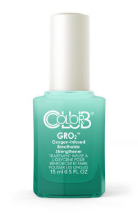 Color Club GRO2 Oxygen-Infused Strengthener and Growth Treatment