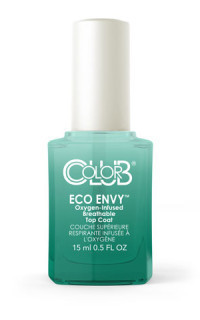 Color Club Eco Envy Oxygen-Infused Breathable Top Coat