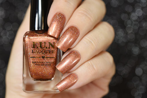F.U.N Lacquer - Sveta Sanders Collection - TRIUMPH LOPETETTU