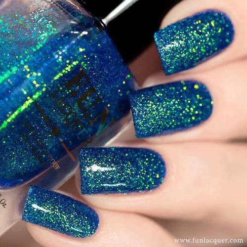 F.U.N Lacquer - Christmas 2016 - NORTHERN LIGHTS