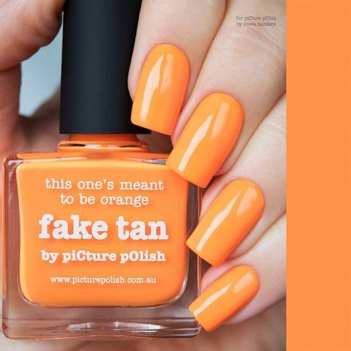 PicturePolish Kynsilakka - FAKE TAN