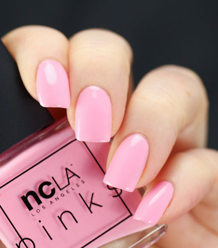 NCLA Nail Polish - The Pinks - BUBBLEGUM PINK