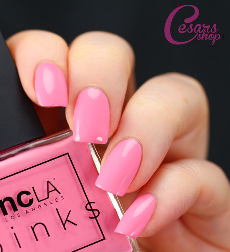 NCLA Nail Polish - The Pinks - PINK FLAMINGO