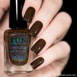 F.U.N Lacquer - Rafinails Collection - CINNAMON