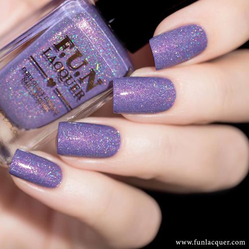 F.U.N Lacquer - Summer 2017 Collection - GRAPE SODA