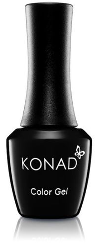 Konad Color Gel Polish PURE BLACK
