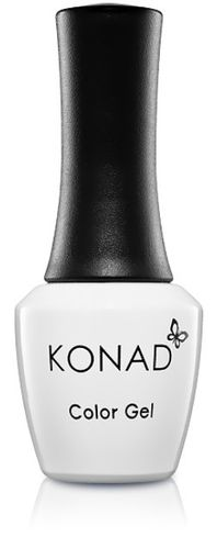 Konad Color Gel Polish PURE WHITE