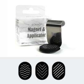 Konad Marnetic Polish Applicator Set