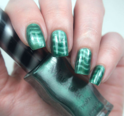 Konad Magnetic Polish 02 GREEN