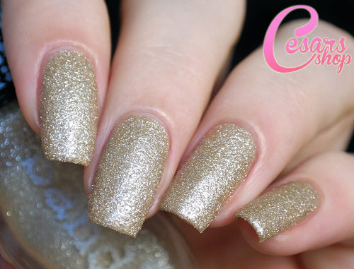 Konad Sandy Polish 01 CLOUDY GOLD