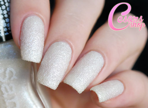 Konad Sandy Polish 06 PASTEL WHITE