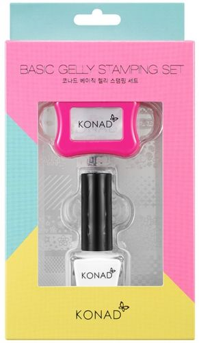 Konad - Set - Basic Gelly Stamping Set