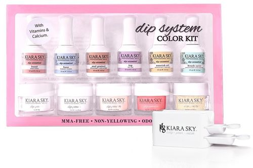Kiara Sky Dip Powder COLOR STARTER SET
