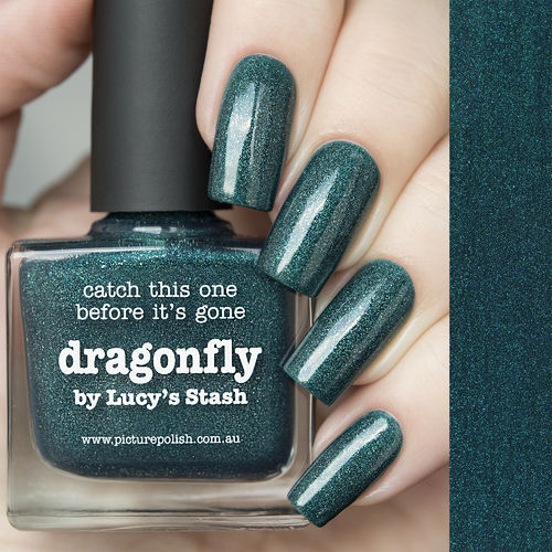 PicturePolish Kynsilakka - DRAGONFLY