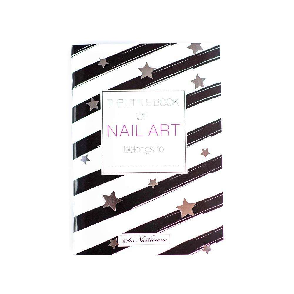 The Little Book Of Nail Art Stiletto Nails Cesarsshop Nail
