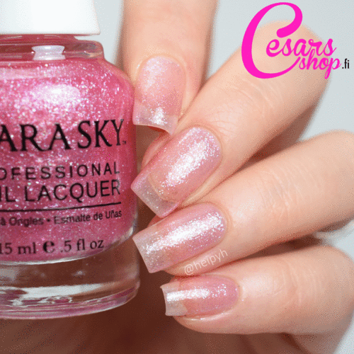 Kiara Sky Kynsilakka - Carousel Collection -  EYES ON THE PRIZE