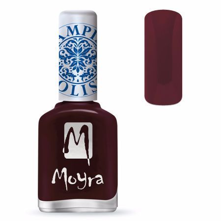 Moyra Leimauslakka SP03 BURGUNDY RED