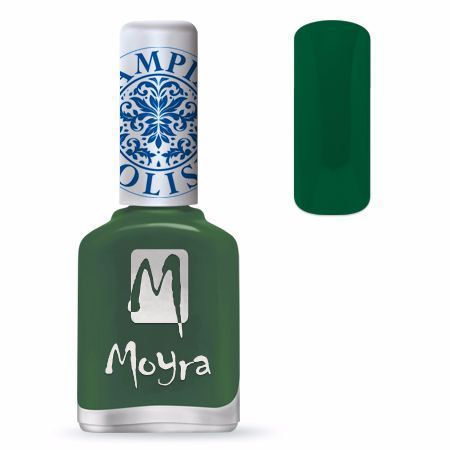 Moyra Leimauslakka SP14 DARK GREEN
