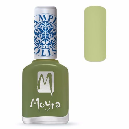 Moyra Leimauslakka SP15 LIGHT GREEN