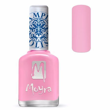 Moyra Leimauslakka SP19 LIGHT PINK
