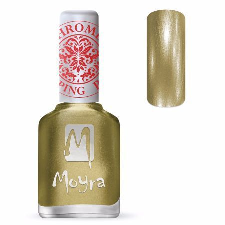 Moyra Leimauslakka SP24 CHROME GOLD