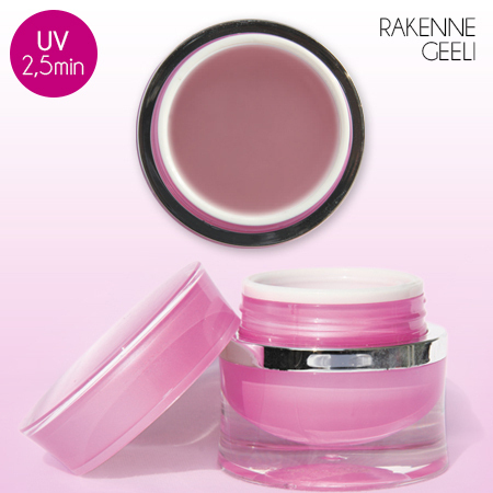Moyra Rakennegeeli 14. MAKE-UP PINK 5g