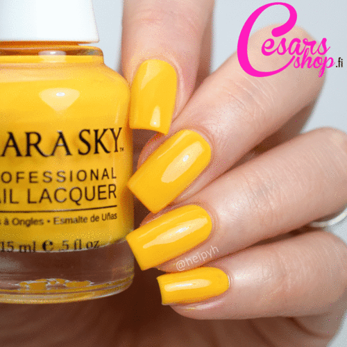 Kiara Sky Kynsilakka - Road Trip Collection - SUNNY DAZE