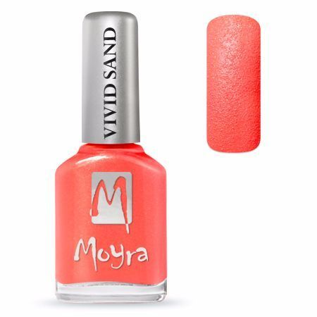 Moyra Kynsilakka - SAND - Orange Love