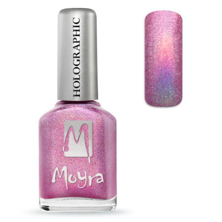 Moyra Nail Polish - HOLOGRAPHIC - Orion