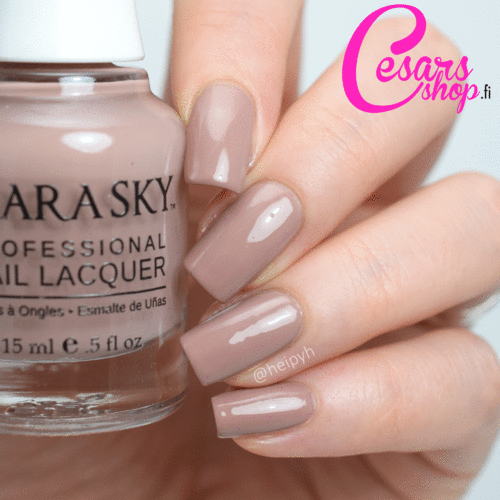 Kiara Sky Nail Polish - WARM N' TOASTY