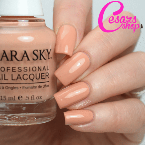 Kiara Sky Nail Polish - NAUGHTY LIST