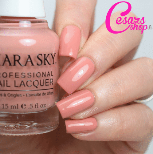 Kiara Sky Nail Polish - LOVE AT FROST BITE
