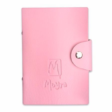 Moyra Plate Holder Big Pink