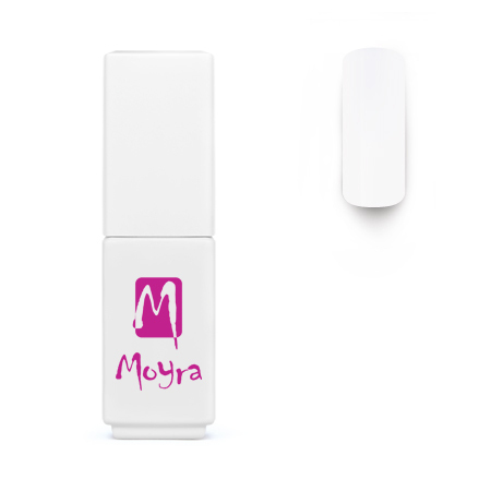 Moyra - Gel polish 01 White
