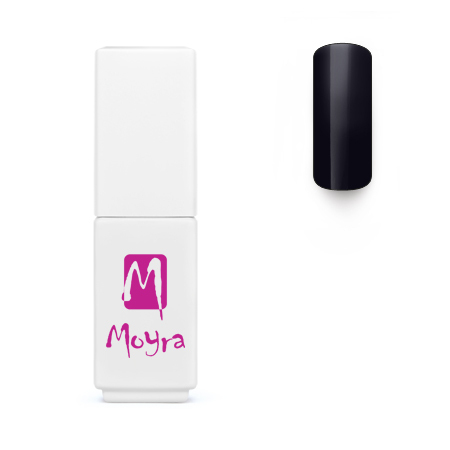 Moyra - Gel Polish 47 Black