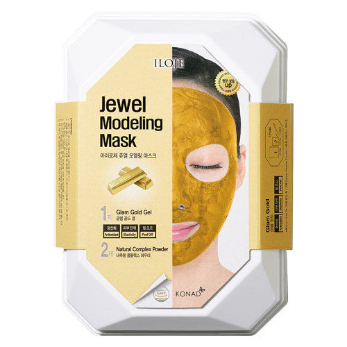Konad ILOJE - Jewel Modeling Mask - Gold
